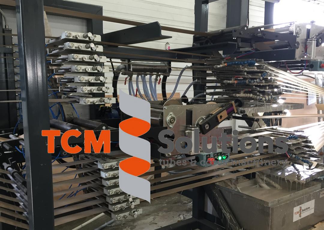 TCM Gluepot Profiles