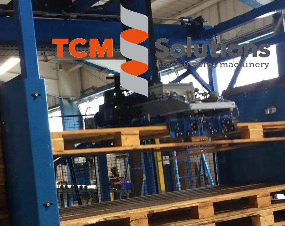 TCM Robot Palette